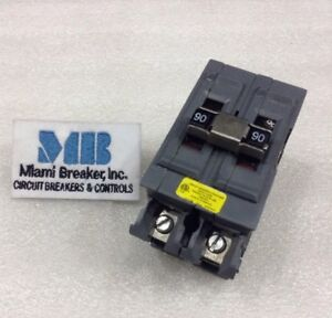 A290ni Wadsworth Circuit Breaker 2 Pole 90 Amp 240v new