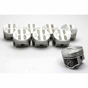 Speed Pro Forged Pistons 327 Chevy L2165f 30