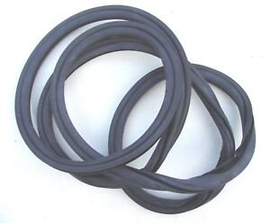1952 52 53 54 Ford Mercury Front Windshield Glass Seal Rubber New F