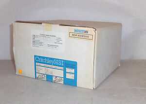 New Critchley Hsi Heat Shrinkable Sleeve Markers Cable Labels Tubing Wire Marker