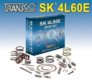 Transgo Shift Kit Sk 4l60e 4l65e Transgo Shift Kit 1993 2010 Sk4l60e