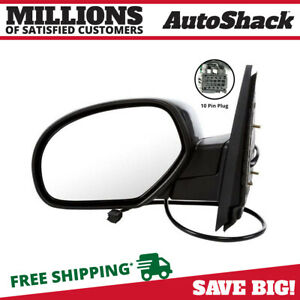 Power Heated Driver Left Side Mirror For 2007 2013 Chevy Silverado 1500 Tahoe