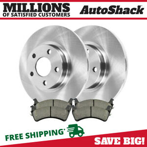 Rear Rotors Metallic Pads For 1998 2000 2001 2002 Ford Ranger 1995 2001 Explorer