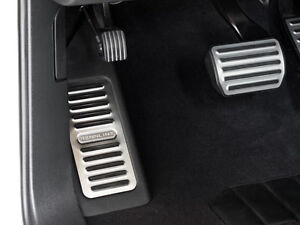 Rennline 2002 2010 Cayenne Aluminum Dead Pedal Factory Look Brushed