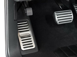 Rennline 2011 Cayenne Aluminum Dead Pedal Factory Look Brushed