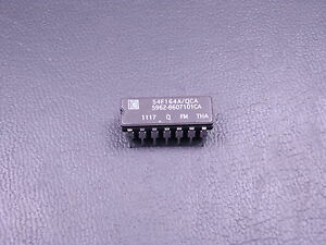 5962 8607101ca Rochester Electronics 54f164a qca Shift Register 8 bit 14 Pin Nos