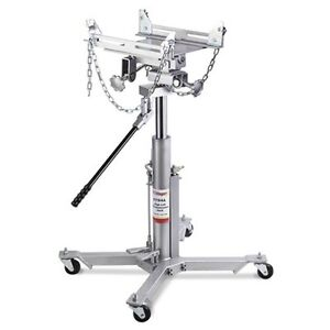 Otc 1794a Air assisted 1000 Lb High Lift Transmission Jack