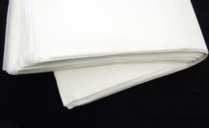 Lot 5 Reams 17 X 38 White Tissue Paper 2400 Sheets Thick Packing Cushion Fragile