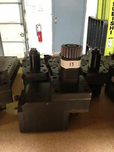 Right Angle Live Tooling Lot Of 2
