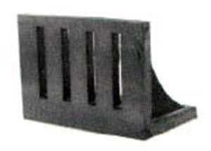 10 X 8 X 6 Slotted Angle Plate Webbed New sapw 1086 New