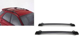 2000 2007 Subaru Impreza 5 Door Wagon Roof Rack Cross Bar Kit Oem New E3610ss100