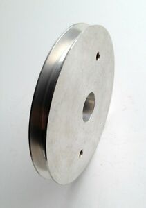 Motor Vee Pulley For Silver Line Pro 8