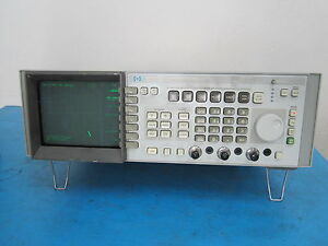 Hp Agilent 8981a Vector Modulation Analyzer