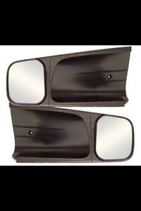 Cipa Mirrors Custom Towing Mirror 10200