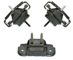 100 New For Solstice 06 09 Sky 07 10 Engine And Auto Transmission Mounts 3pc