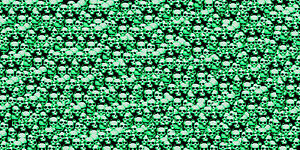 1 Sticker Bomb Sheet Jdm Honda Green Skulls Decals 15 X 30 Each 3m Wrap Vinyl