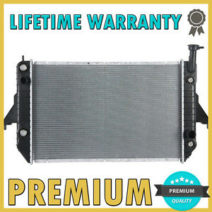 Brand New Premium Radiator For 96 05 Chevrolet Astro Gmc Safari 4 3l V6