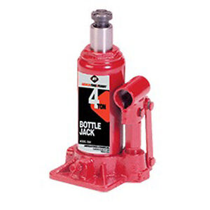 American Forge Foundry 3504 Bottle Jack 4 Ton 16 1 2 To 13 1 4
