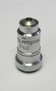 Zeiss Neofluar 16 16x Ph2 40 160 Microscope Objective