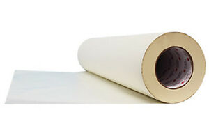 610mm 24 Main Tape Paper Roll Of Application Transfer Tape Clear A4