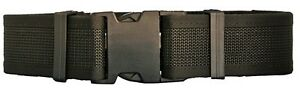 Police Fire Emt Deluxe Nylon Tactical Belt 2 With Hook Loop 3xl