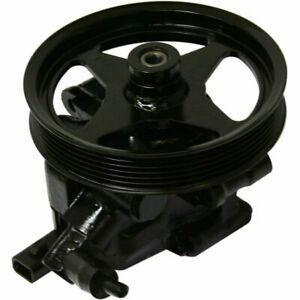 New Power Steering Pump With Pulley Lincoln Town Car Mercury Grand Marquis Ford