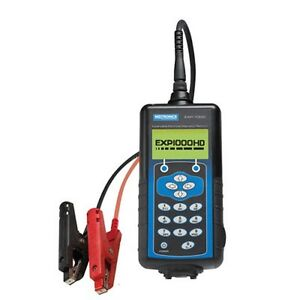 Midtronics Exp 1000hd Fleet Model 1000a Battery Tester