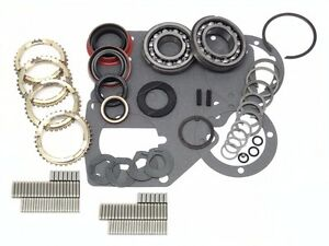 Ford Rwd Toploader 4 Speed Hd Transmission Rebuild Kit 1964 1974 Bk135hdws