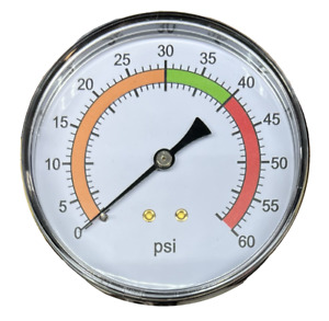 Corghi Air Inflation Gauge Tire Pressure For 9820 9824 2019 2024 2010 Changer