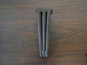Early Antique Primitive 6 Tube Candle Mold