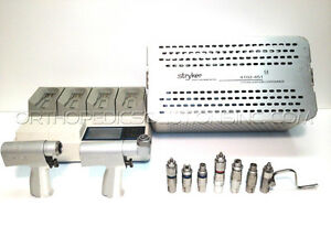 Stryker System 5 Set with Warranty