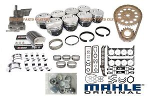 Dodge 318 5 2 Master Engine Kit Pistons Cam Rings Bearings Gaskets 1985 86 87