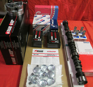 327 Pistons In Stock, Ready To Ship   WV Classic Car Parts
