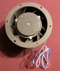 Vaneaxial Axial Fan 115v 400 Hz Ac dc