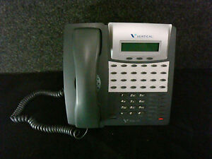 5 Vertical Edge 100 24 Button Phones For Vertical And Comdial Phone Systems