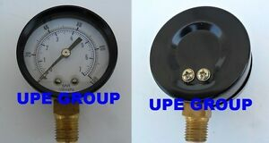 Pressure Gauge Wog Compressor Industrial Hydraulic 2 Face 0 100 Lower Mnt Mi