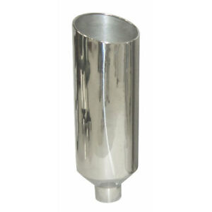 Pypes Performance Exhaust Stack Tip Angle Cut 5 Inlet 10 Outlet 36 Le