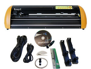 24 Vinyl Cutter Gcc Expert Ii Software Pro 2018 vinyl Kit