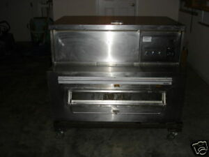 Middleby Marshall Ps360 Both Upper And Lower Gas Ovens