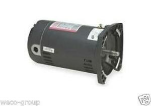 Sq1302v1 3 Hp 3450 Rpm New Ao Smith Electric Motor