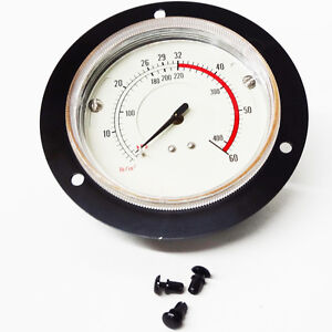 Flange Mount Air Inflation Gauge Tire Changers Machine 107985 Fits Coats More