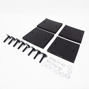 Heavy Duty Rubber Arm Pads For Challenger Lift Model Cl9 Cl10 X10 Set Of 4 A1104