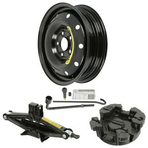 Oem New Spare Tire Wheel Kit 2011 2013 Kia Soul 09100 2k991