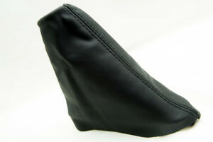 E Brake Boot Real Leather For Ford Focus 00 07 Black