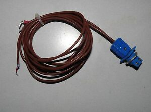 Omega 4ft Extension Wire With Type T Thermocouple Connector