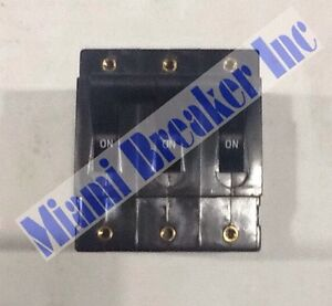 Airpax Upl111 1reg4 5020 1 Circuit Breaker 2a 125v 3 Pole Unit