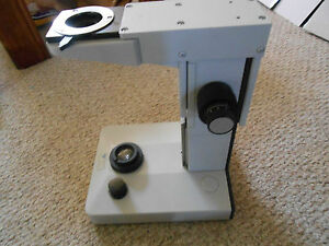 Leitz Laborlux 12 Gmbh Microscope Stand Focus In Good Condition free Us Shipping