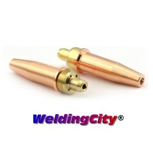 Weldingcity Propane natural Gas Cutting Tip Gpn 2 Victor Torch Us Seller Fast