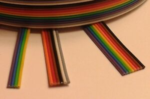 Ribbon Cable 4a 3d Printer Stepper Motors Heavy Duty 4amp Wire 20awg