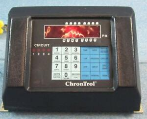 4 Chrontrol Xt 4sf Table Top Programmable Timer